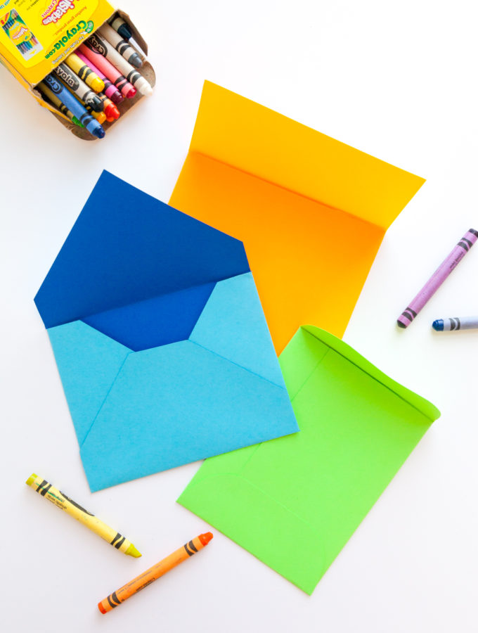 Handmade Envelopes: 3 Ways