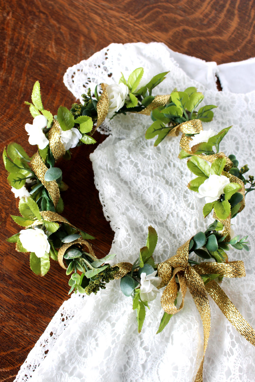 Diy wedding or midsummers flower crown welcome to nanas pretty flower crowns izmirmasajfo