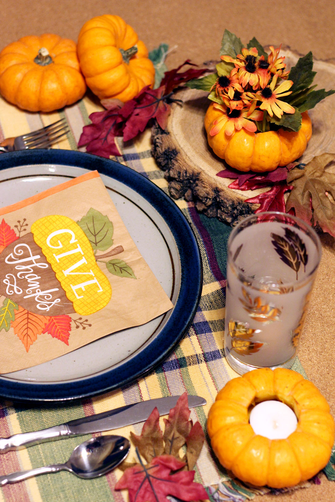Make Easy Thanksgiving Table Decorations Or Favors From Miniature - 8 simple diy food centerpieces for thanksgiving to try