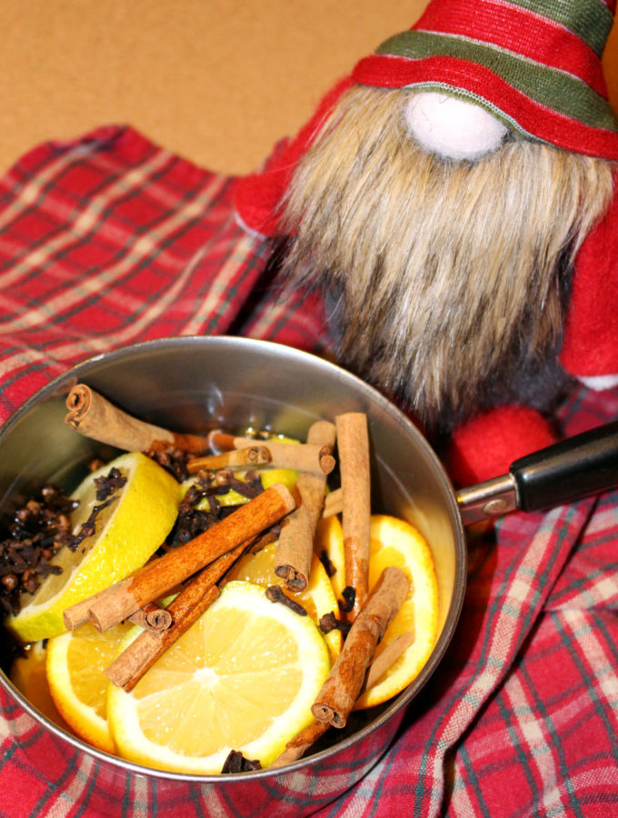 Heart Warming Christmas Scents- Simmering Stovetop Potpourri