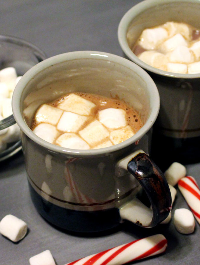Simple Homemade Hot Chocolate
