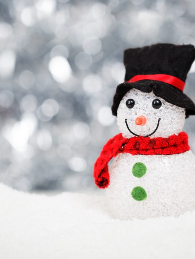 Ideas For January Fun: Do You Want To Build A Snowman?