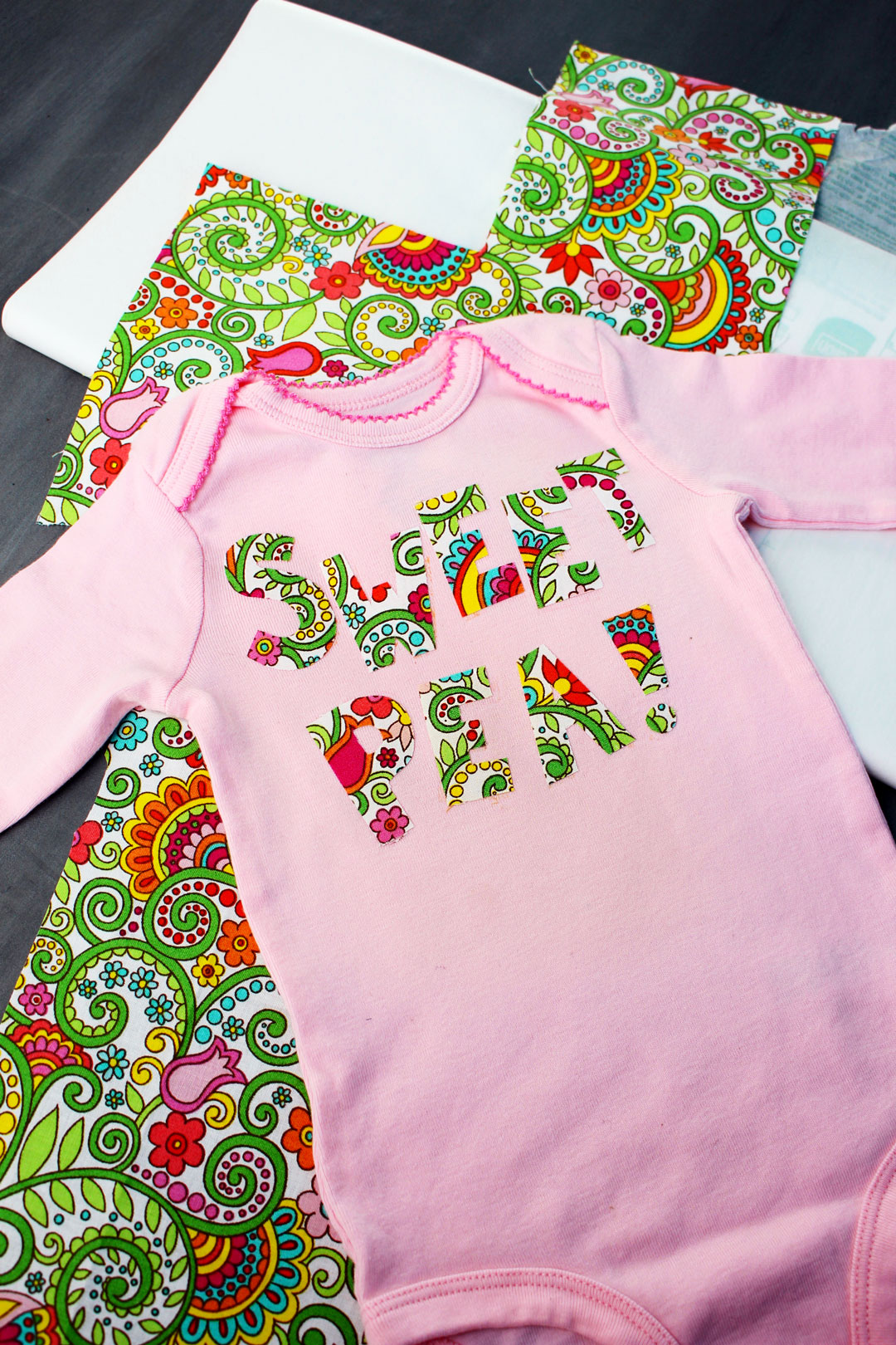 Easy Diy Baby Onesie Gift Welcome To Nana S