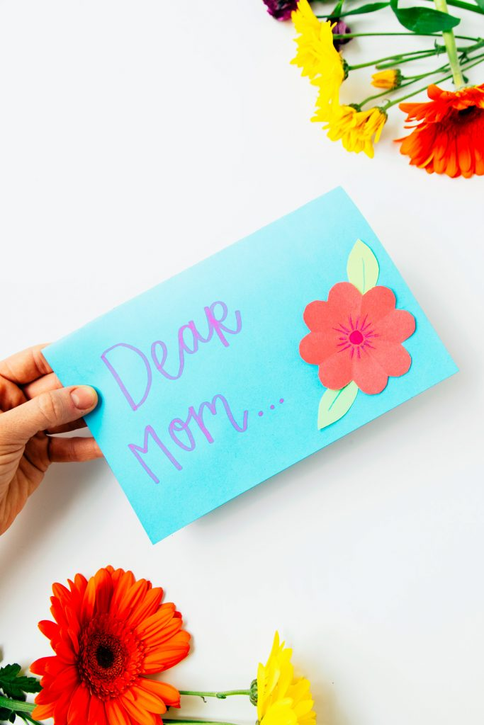 diy pop up card for mom  welcome to nana's